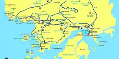 Malesia Kartta Kartat Malesia Kaakkois Aasia Aasia